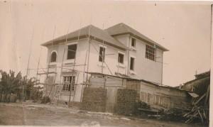 32 construção da casa 1934