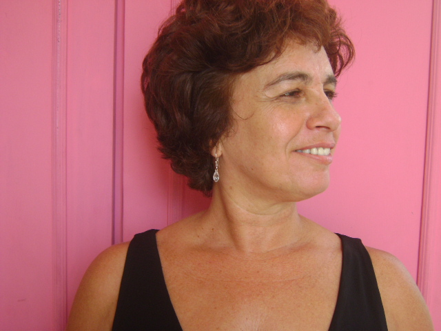 Greice Carvalho 3- Bailarina em construção - foto Mônica Simões